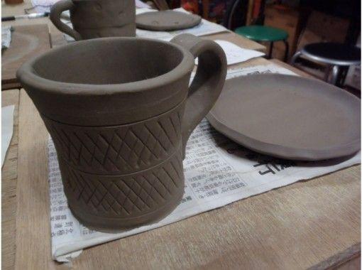 【福島県・磐梯町】陶芸体験~1.5kgの粘土を使って自分の好きなものを作陶!手ぶらでOK!