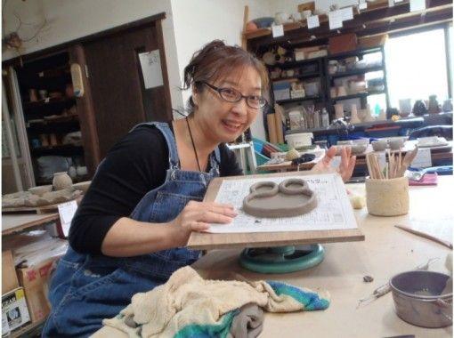 【福島県・陶芸体験】1.5kgの粘土を使って自分の好きなものを作陶!陶芸体験