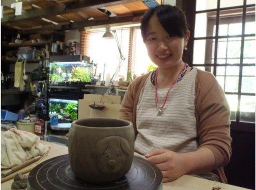 【福島県・磐梯町】陶芸体験~たっぷり1.5kgの粘土を使って自分の好きなものを作陶!手ぶらでOK!の紹介画像
