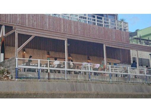 【兵庫・明石】SUP体験(60分コース)+BBQの海・大満喫プラン!の紹介画像