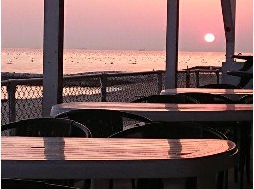 【兵庫・明石】海を眺めるロケーションでBBQを楽しむプラン!(持ち込みBBQプラン)