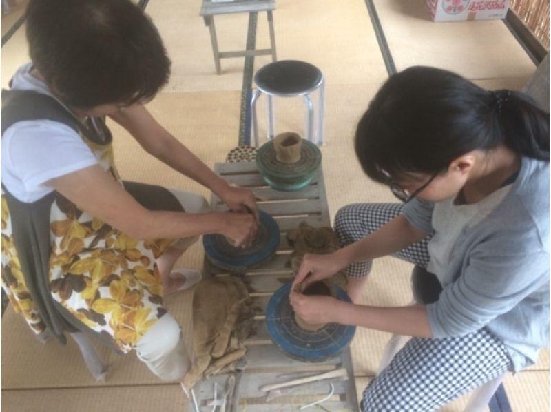 【山形県・陶芸体験】簡単陶芸で深山焼を作ろう!手びねり体験の紹介画像