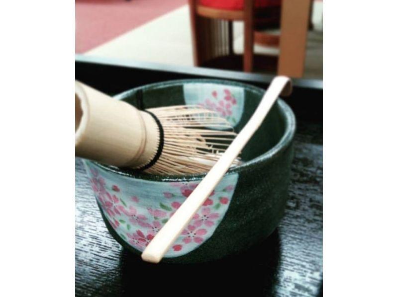 【東京・銀座】「着物」姿で銀座を散策!「茶道」や「書道」も体験できる欲張りプランの紹介画像