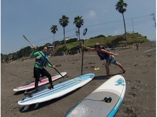 【Kanagawa · Miura】 First let's try it! Recommended SUP experience course for beginners [2 hours]の紹介画像