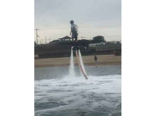【兵庫・明石】新感覚アクティビティ!ジェットブレード体験プラン【20分】
