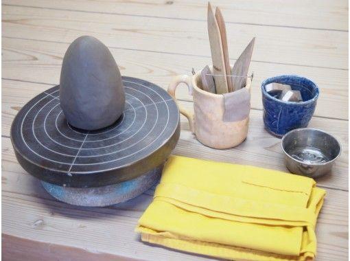 【三重県・伊賀市】土をこねて作品を作る「手びねり陶芸体験」6才のお子様から楽しめます!