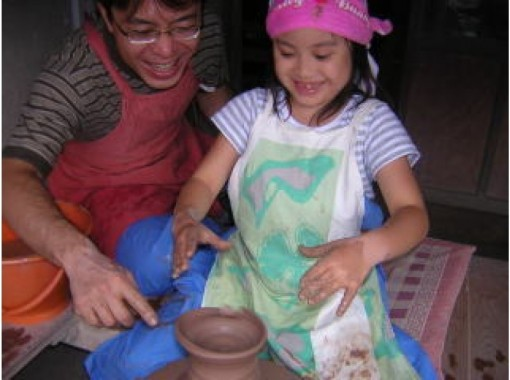 [Tochigi Prefecture] Great firing fee is also available! A full-scale pottery experience that can be enjoyed adult using an electric potter's wheel! Regional common Use a couponの紹介画像
