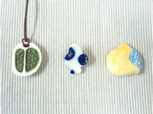 [神奈川/橫濱]輔助陶器體驗-您自己的陶器飾品製作別無其他!您最多可以補5個!の紹介画像