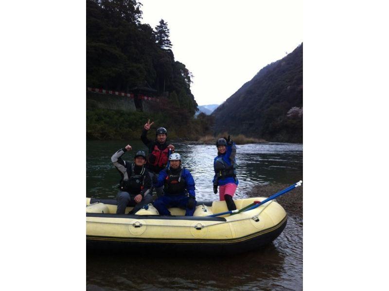 【京都・保津川】大自然が作る天然ジェットコースター!ラフティングツアー(午後14:00コース)の紹介画像