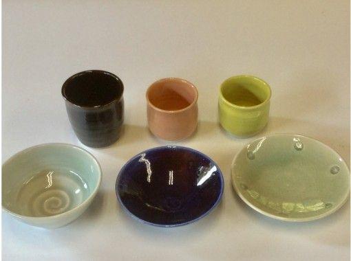【藤岡ICより15分】ろくろを使って本格的な湯呑やご飯茶碗を作ろう世界に一つだけ逸品が出来上がります