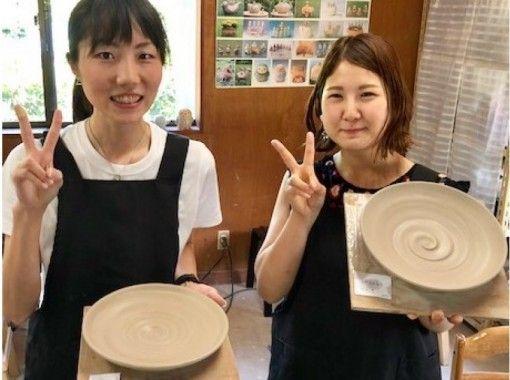 【群馬・藤岡市】電動ろくろを使って本格的な世界に一つだけの湯呑や茶碗を作ろう!手ぶらでOK!