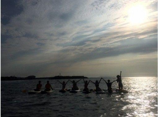 【大阪・関空前】施設完備!話題のサザンビーチにて大人気のSUPを体験!90分・写真・動画サービスの紹介画像