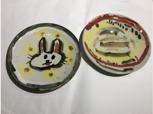 【広島・竹原】小さな子どもから大人まで手軽に楽しめる陶芸体験(絵付け)