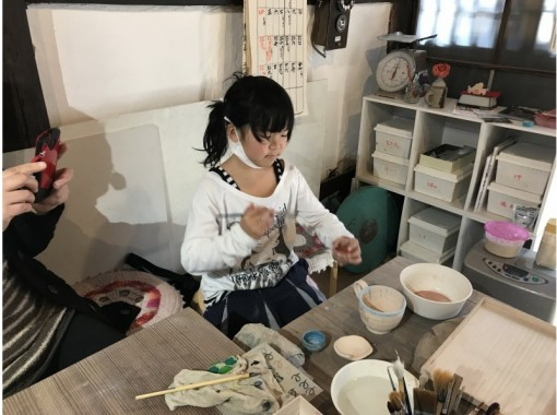 【広島・竹原】絵付け~小さな子どもから大人まで手軽に楽しめる陶芸体験!の紹介画像