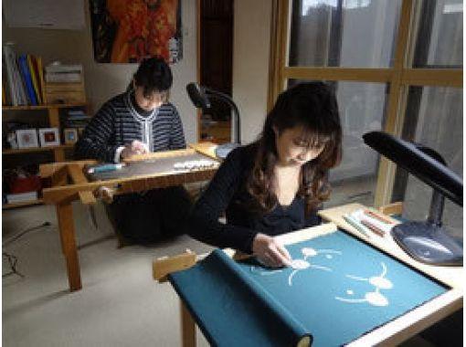 【石川・金沢】歴史ある伝統の加賀繍(かがぬい)に挑戦!刺繍体験