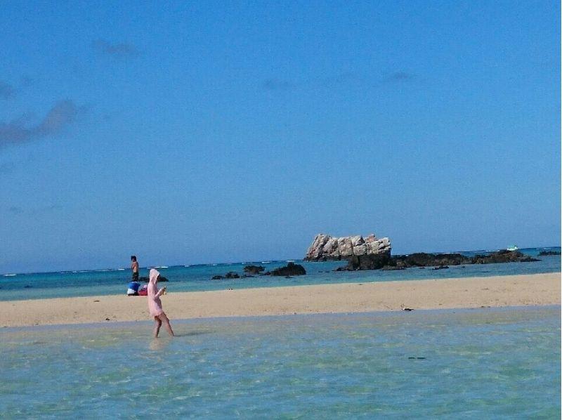【沖縄県・マリンスポーツ】夕暮れ時の海をロマンチックにツーリング!マリンスポーツ(夕方2時間コース)の紹介画像