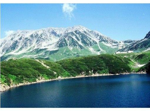 【富山・立山】立山めぐりトレッキング(立山室堂・みくりが池コース)立山の開山伝説ガイドウォーク