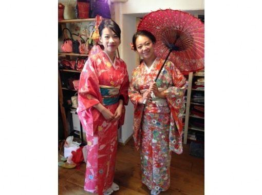 [Hokkaido, Otaru City] Immediately from Otaru Station! Kimono Rental Kimono walk around Otaru cityscape full of romance (1 hour course)の紹介画像
