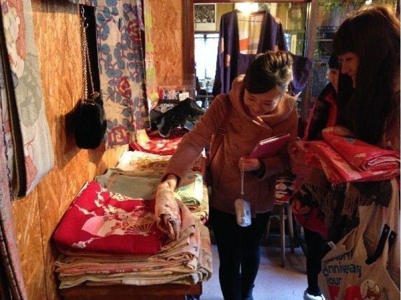 【北海道・着物レンタル】アンティーク着物で小樽観光、ゆっくり3時間コースの紹介画像
