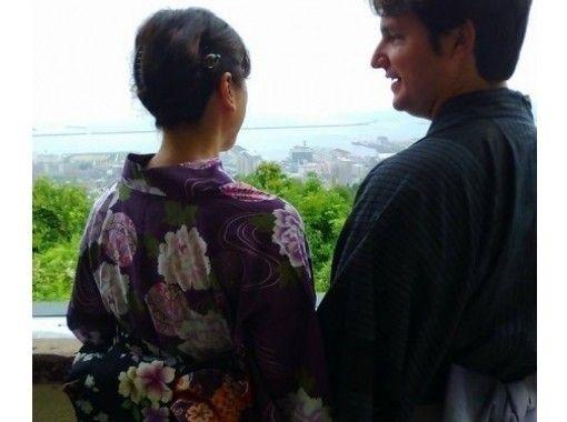 【北海道・小樽市】小樽駅から直ぐの着物連レンタル~伝統的な着物で和服美人に変身!たっぷり1日コースの紹介画像
