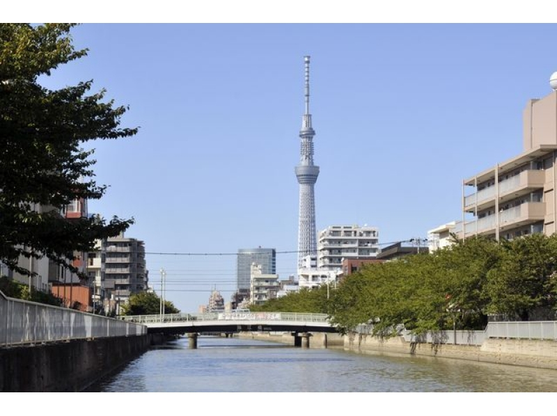 "【Mitsukoshi former group】 Introduction image of ""Tokyo's 5 Grand Canal Exploration Cruise"" (Pokékar Special Passage that Can Only Go on a Charged Ship) [9698]"