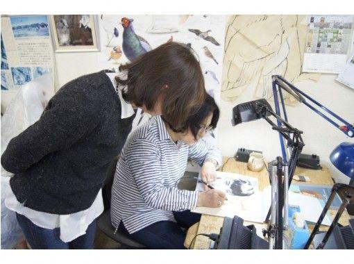 【東京都・木工体験】焼き目の濃淡で作るアート作品!ウッドバーニング体験(水曜開催)