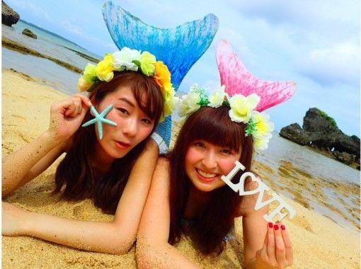 【沖縄・恩納村】2歳から参加OK!人魚になれる夢が叶っちゃう!海外で人気のマーメイドスイム