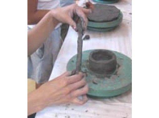 【岡山・備前市】古民家ギャラリーレストランで備前焼体験 「ひだすき(電気窯)焼成コース」デザート付き