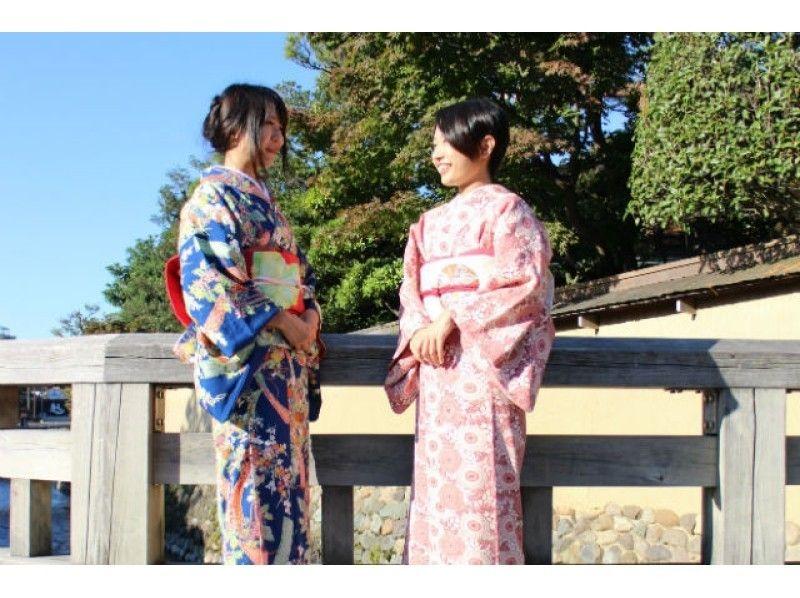 着物レンタルにハマった私…全国着物行脚目指します!?古都・金沢で着物散策してきました!