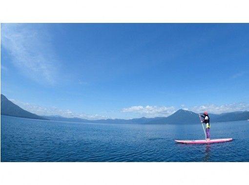 [北海道·SUP體驗]享受SUP體驗,午餐和水療一天! SUP體驗計劃(1天課程)の紹介画像