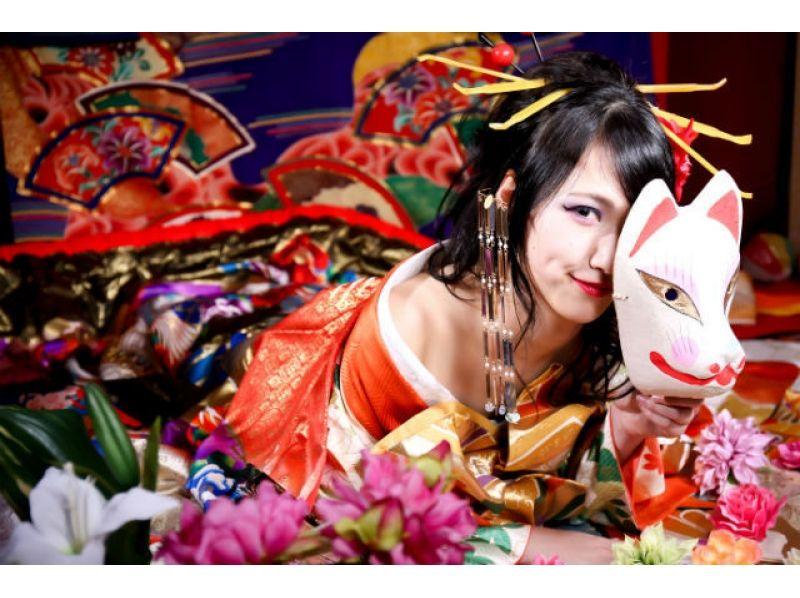 [Osaka Shinsaibashi] courtesan experience Rin (phosphorus) course ★ photo gift There ★ Introducing image