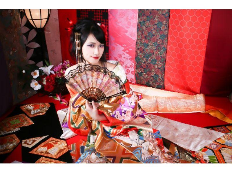 [Osaka Shinsaibashi] courtesan experience Peony (peony) course deluxe course ★ There gift photo ★ Introducing image