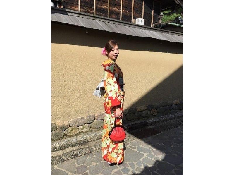【石川・金沢】夏にはやっぱり浴衣!まるまる1日借りられる「浴衣で散策プラン」の紹介画像