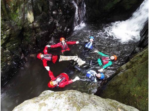 [Okayama Hiruzen] Yamano Valley River Trekking Adventure full courseの紹介画像
