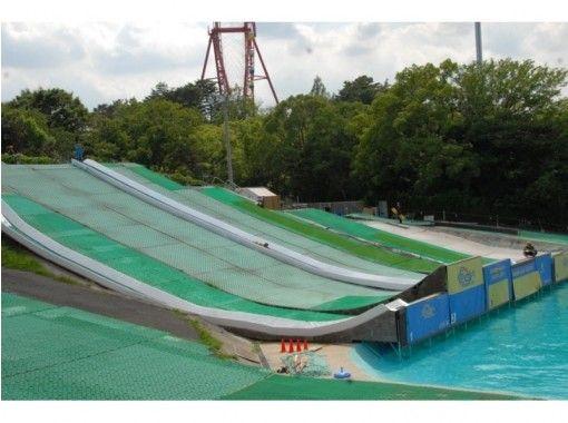 【西武ゆうえんち内】国内初!スライダーとジャンプ台の融合!ウォータージャポン(1日券)