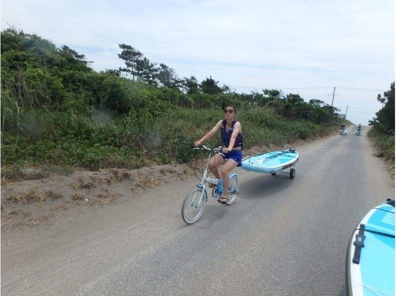 【千葉・富津海岸】穏やかな海でリフレッシュ♪SUPヨガ体験!の紹介画像