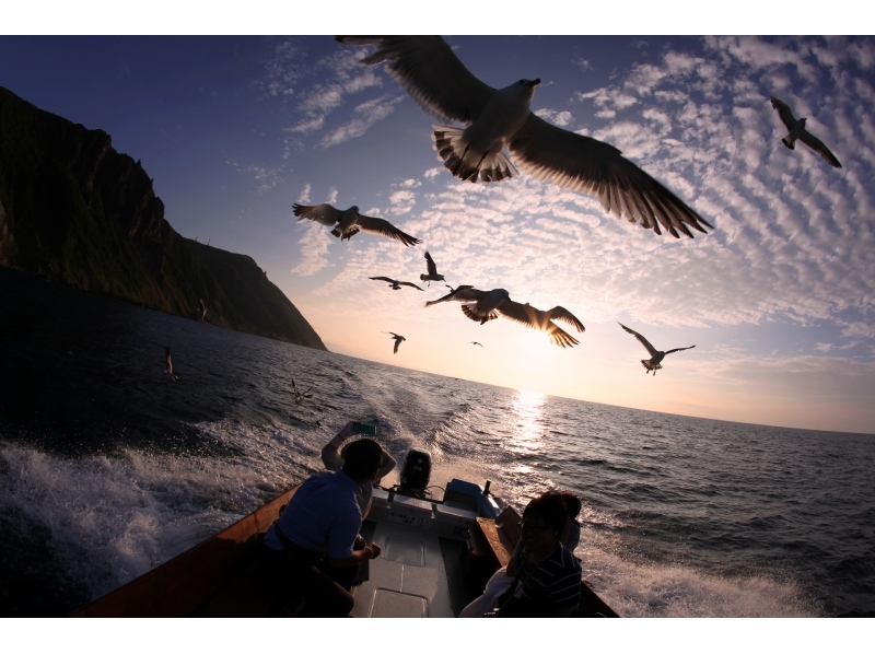 Recommended for romantic couples and girls meeting! Blue Cave Sunset cruising the introduction image