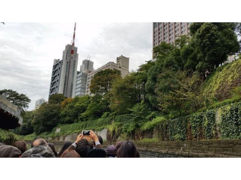 "【Mitsukoshi former group】 ""Kanda River Jungle Cruise"" (Experience the unexpected big city's secret!) [9697] Introduction image"