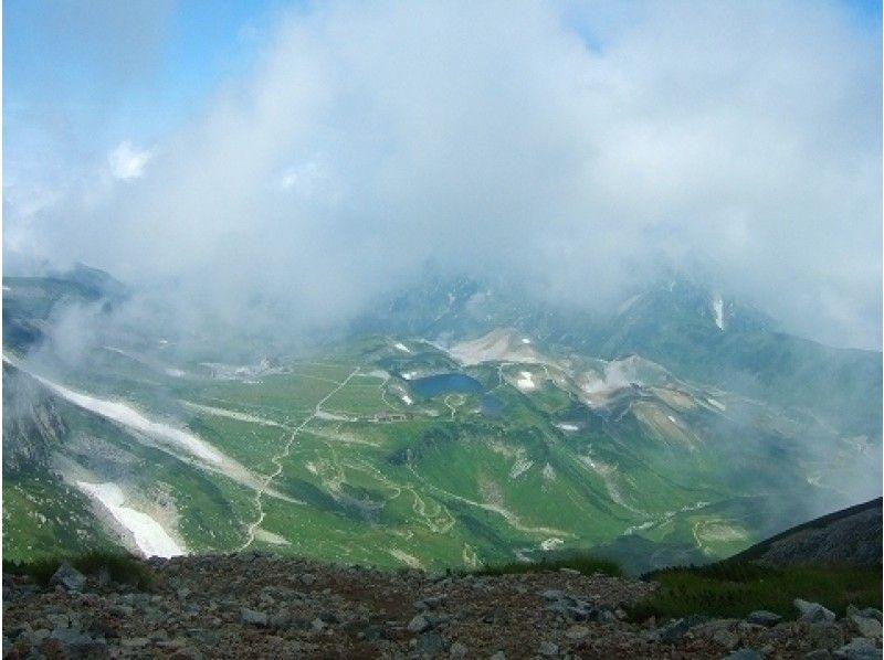 【富山・立山めぐり】トレッキング(室堂山コース)の紹介画像