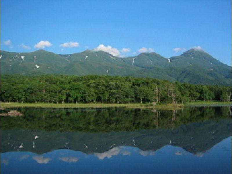 【北海道・知床】トレッキング世界自然遺産・知床五湖自然ガイドツアーの紹介画像