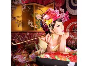 花魁体験・変身写真館 Angelleの画像