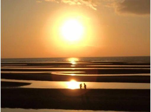 【大分・豊後高田】日本の夕陽百選の海でSUPクルージング!レンタルSUPプラン(経験者のみ)
