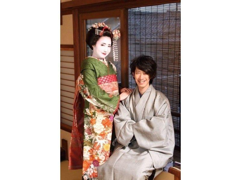 【京都・京都】着物レンタルカップルプランの紹介画像