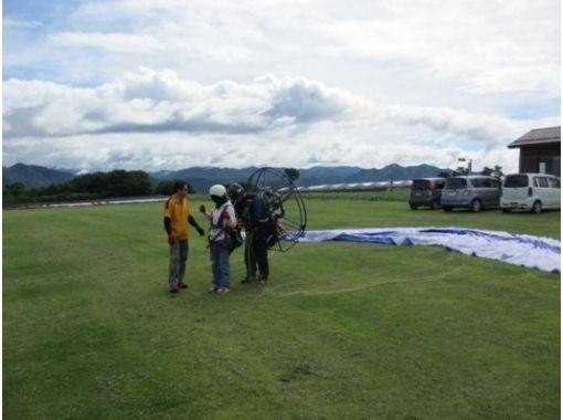 【群馬・沼田】パラグライダー体験「タンデムフライトコース」15才から体験できます!