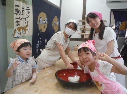 【佐賀・佐賀市】小さなお子様も楽しめる!農薬不使用栽培のそばの実でつくる(そば打ち体験)
