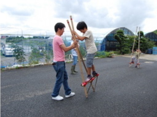 【佐賀・佐賀市】3世代で楽しめる!「竹とんぼ・竹馬・水てっぽう」など昔あそびを体験しよう!