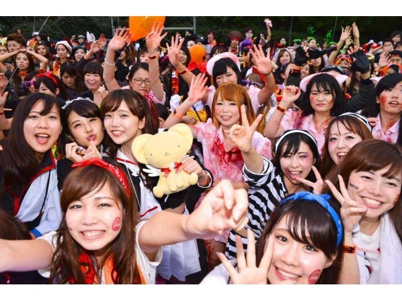 【幕張】非日常のハロウィンイベント!イタズラ好きの仮装パリピが大集合「2016ハロウィンダッシュ」の紹介画像