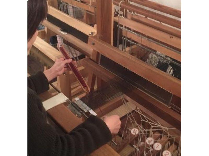 【東京・浅草】東京の下町で機織り体験!好きなインテリアアイテムを織ろうの紹介画像