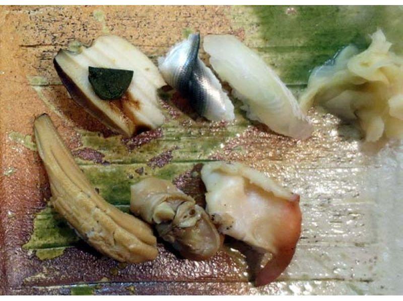 【東京・浅草】江戸前寿司の真髄を食べて学ぶ!老舗鮨店の大将直伝[江戸前寿司教室]の紹介画像