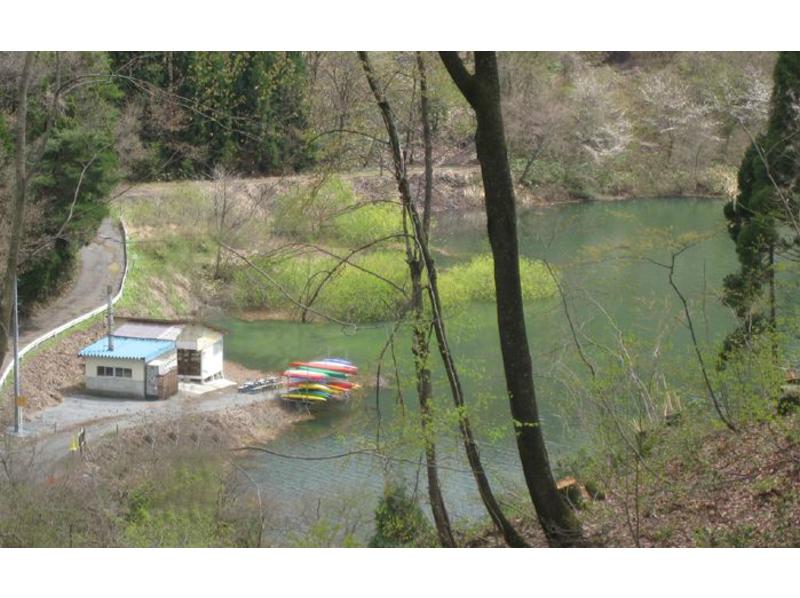 【山形・花森湖畔】安全で楽しいカヌーを体験しよう(半日コース)の紹介画像